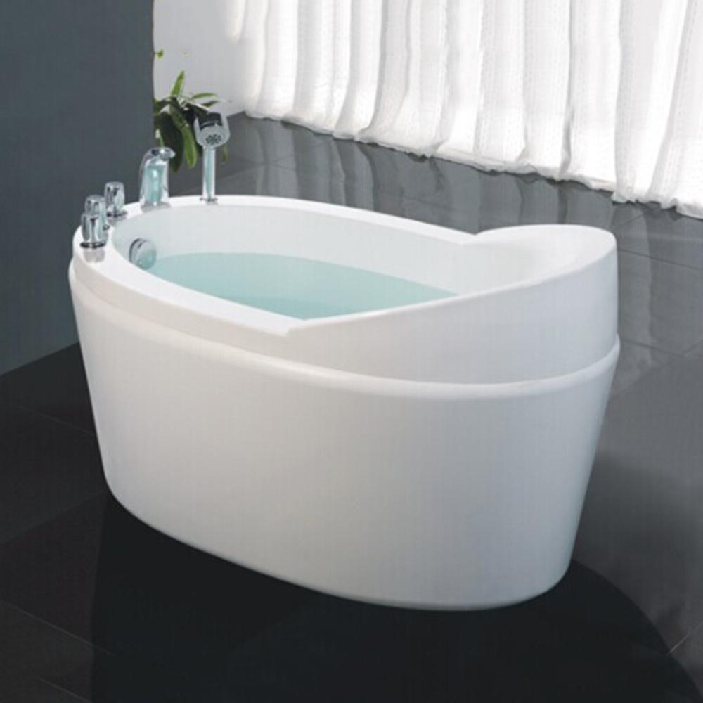Hanse Small Deep Bathtub/mini Bathtub/special Size Bathtubs - Buy ...