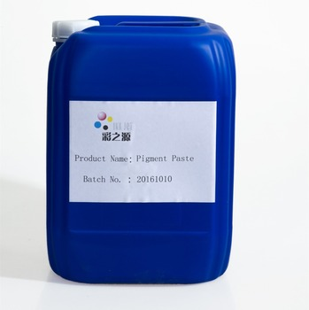 Water based sublimation paste