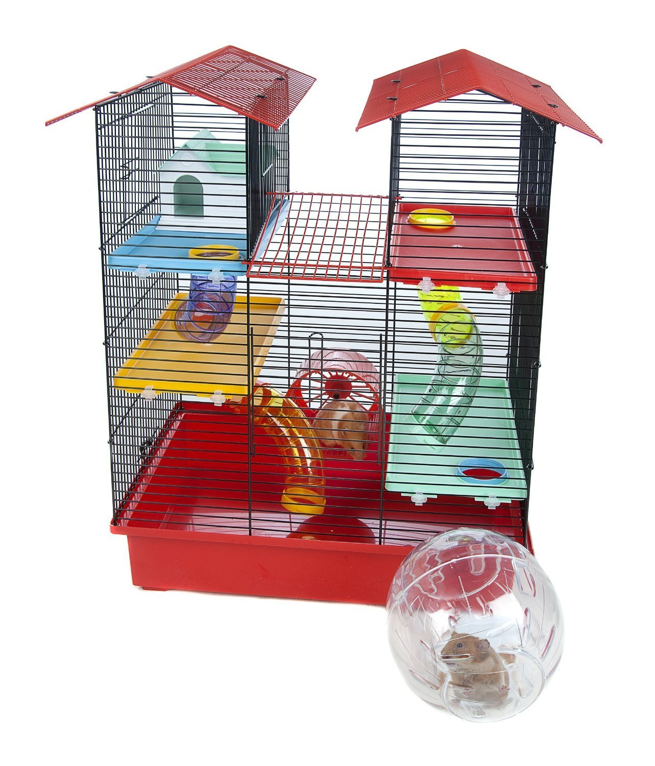 Westminster Hamster Cage Free Hamster Ball With Every Cage