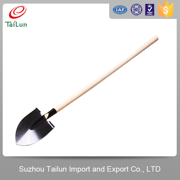 Wooden Handle simple farm hole digging tools