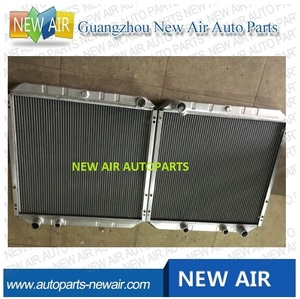 16400-17231 For TOYOTA coaster auto radiator