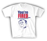 Bush- Your Fired T-Shirt