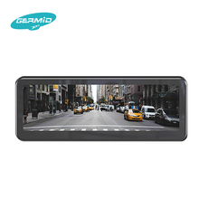 7.3 inch led auto achteruitkijkspiegel touch screen auto monitor parkeer systeem auto camera