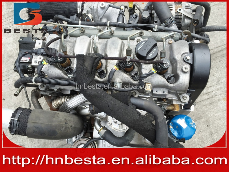 D4EA complete gasoline engine for Hyundai Santa fe engine for Korean car