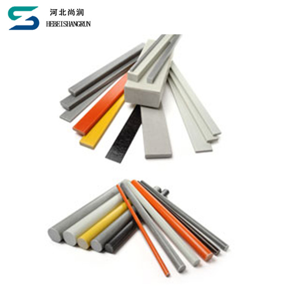 FRP solid square bar/fiberglass solid round rod