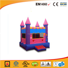 2016 Residential Inflatable mini bouncy castle
