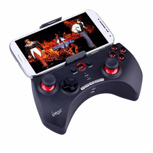 Salange PG-9025 Wireless <span class=keywords><strong>Bluetooth</strong></span> Game Controller Joystick Gamepad Gaming <span class=keywords><strong>Menangani</strong></span> untuk Android/iOS Tablet PC Smartphone