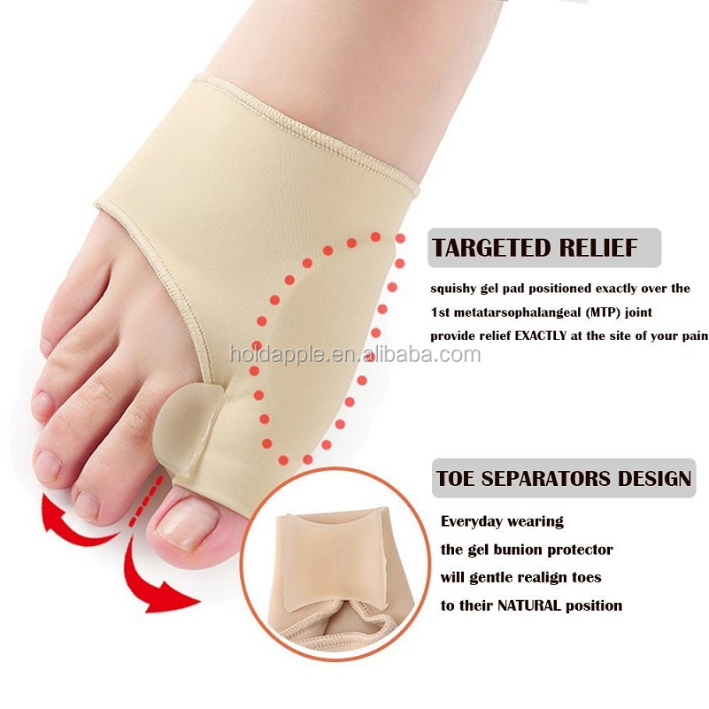 Bunion Aid Sleeves, Hallux Valgus Pro Socks HA00569