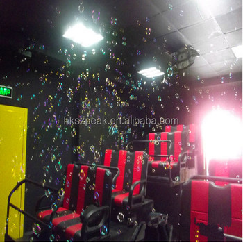 Interactive Electric Ride 7d Cinema Movis Theater Shooting