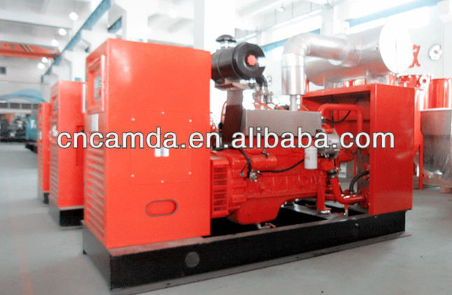 50KW/62.5KVA Biogas Generator/ Biogas Engine/Natural Gas Engine/Biomass Cogeneration Genset With CE,ISO,BV,SGS.GMC