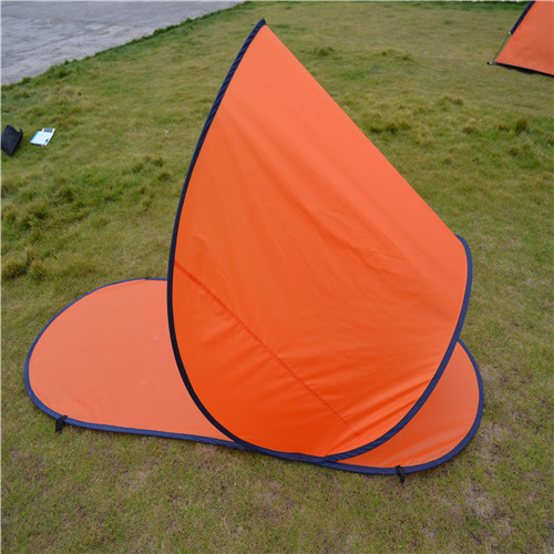 Sun Beach Shade Fishing Easy Small Pop Up Tent