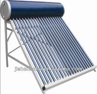Excellent Domestic Galvanized Steel Compact Non-pressurized Solar Water Heater with CE ISO9001 CCC Certificates