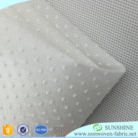 Laminated Nonwoven Fabric backing with PVC
