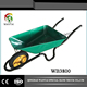 wb3800 Heavy duty Reliance Construction 100L Wheelbarrow for south africa