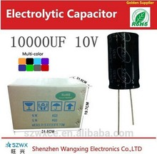 Quick Delivery 10v Large Capacitors 10000uf Capacitance