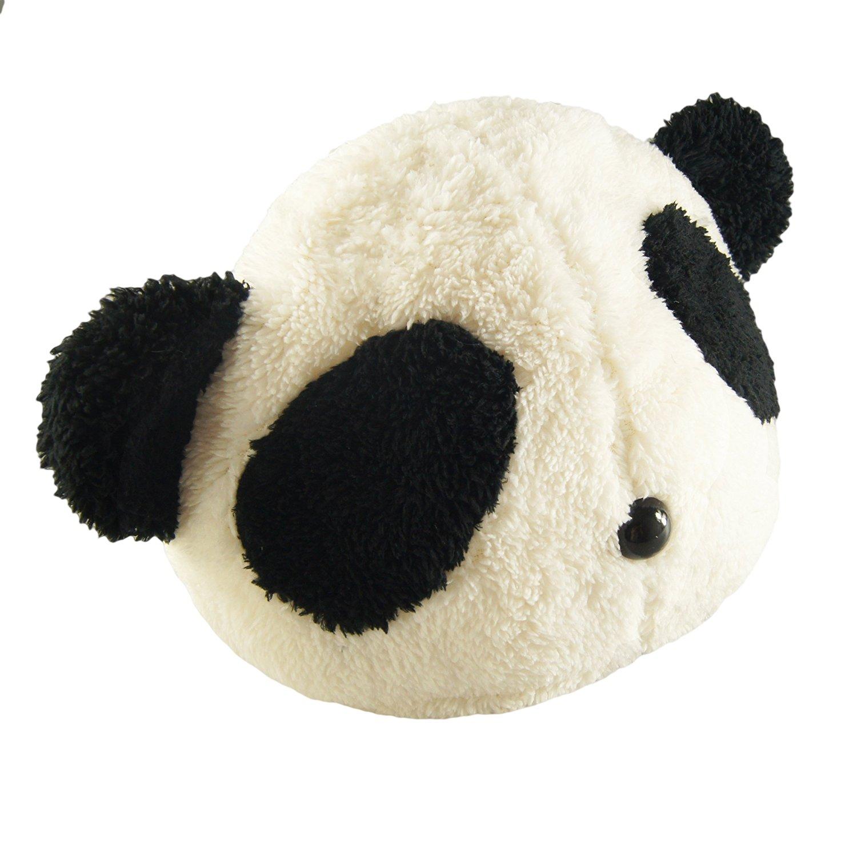 Get Quotations · Pawliss Cute Warm Fluffy Panda Bear Hat Stylish Costume  Plush Children Party Hat 9da9a8a9a