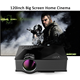 UNIC UC46 Mini Pico Portable 3D Projector Home Cinema Multimedia Proyector Full HD 1080P Projector
