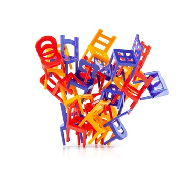 Balancing Chair Game Chairs Stacking Tower Balancing Game Pile Up Suspend  Family Board Games For Kids   Buy Balancing Chair Game,Chairs Stacking  Tower ...