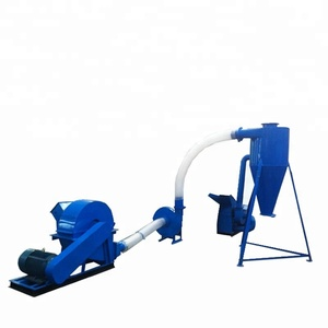 High Quality Sawdust Tree Branches Wood Crusher Mill with Price