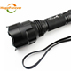 Portable Emergency Waterproof LED Torch Light T6 XML Aluminum Zoom 10W LED Police Tactical Flashlight