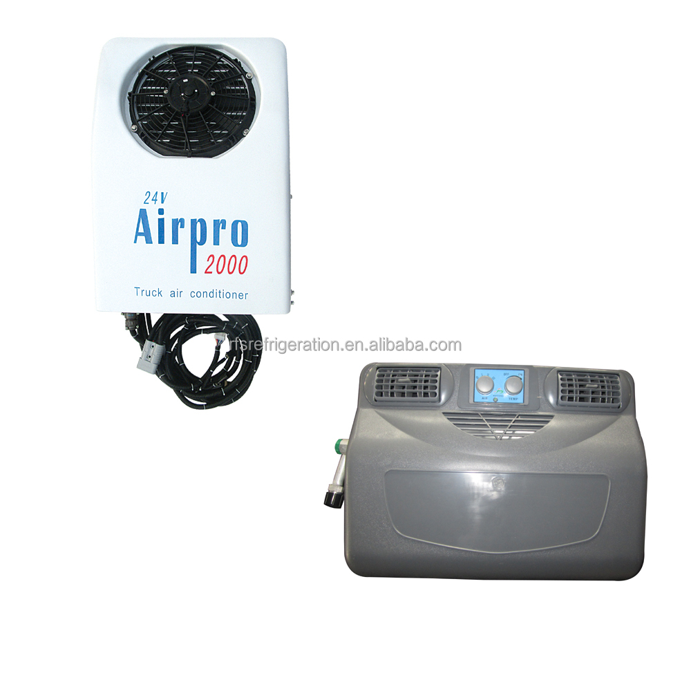 electric battery portable dc air conditioner dt20f for cars