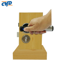 Smart Small Fingerprint Card Door Lock For Indoor