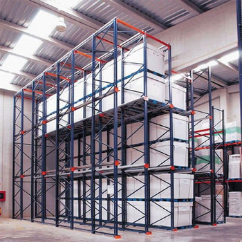 Heavy duty pallet racking maintainence with post upright protectors
