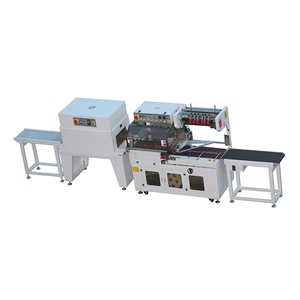 """L"" Type automatic Sealing Cutting Machine and Shrink Packing Machine"