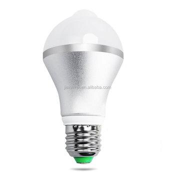 Produkte Hersteller Sound Control Smart Bewegungssensor Licht Led Lampen E27