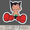 A 242 Astro Boy Waterproof DIY Stickers For Laptop Luggage Fridge Skateboard Car Graffiti Cartoon Stickers