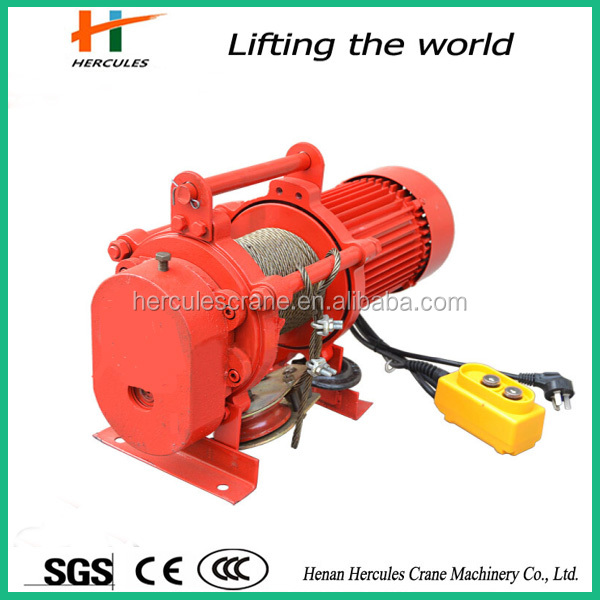 factory price winch electrical winches from Henen Hercules