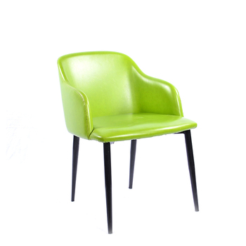 Affordable Beetle Chairs Oversized Comfy Green Beetle Chair With  Upholstered Back Metal Base Leather Dining Room Chairs - Buy Oversized  Comfy ...
