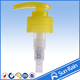 liquid soap dispenser plastic pump for liquid shampoo