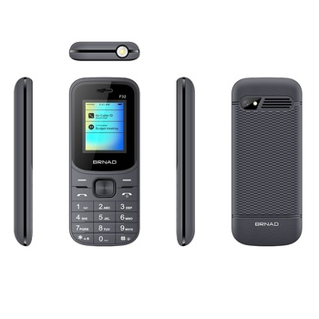 F32 made in China 1.77 inch Dual Sim BL-5C best battery life phone with MP3 MP4 WhatsApp