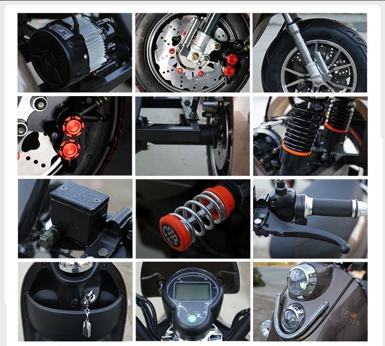 Erwachsene 3 rad elektrische trike/lithium-batterie elektrische ladung dreirad/elektrische dreirad