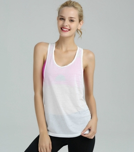 Hot Selling Cozy Fast Dry Light WeightSweat Sport Exercise Tank Tops Women
