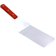 Hamburger cooking tools Stainless Steel Blade Turner With Wood Handle