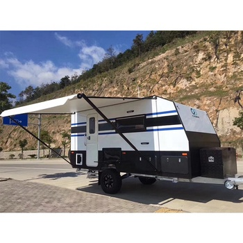 Outdoor Manual Operate Roll Out Retractable Rv Trailer ...