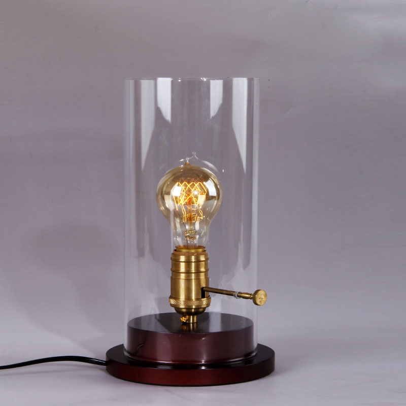 Reminisced Lamp Vintage Ofhead Study Lamp American Style