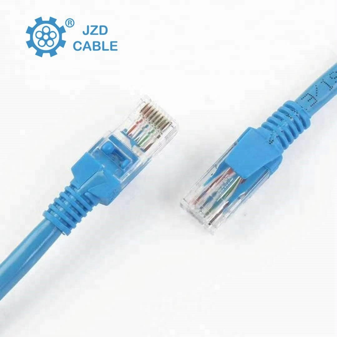 China Cat 6 Patch Cord Wholesale Alibaba Cat5e Rj45 Ethernet Cable Shielded 26 Awg Pvc Jacket Gray 150 Ft