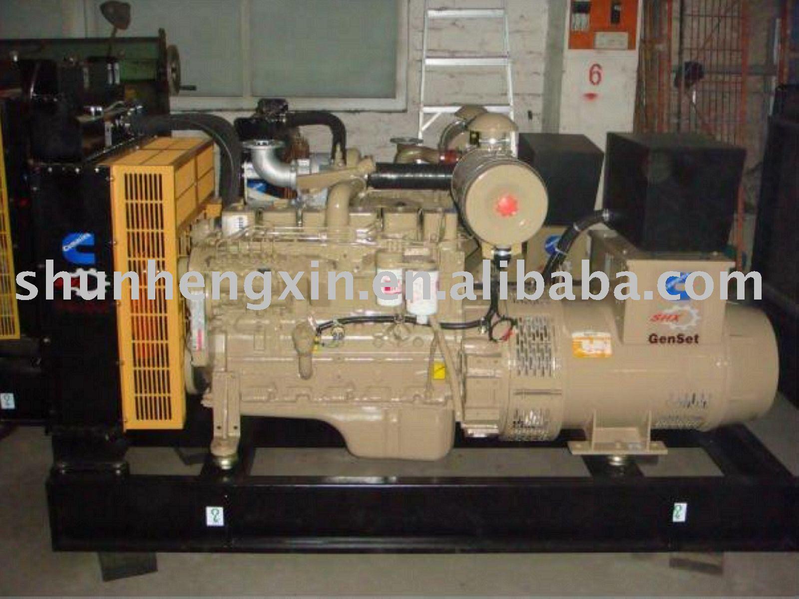 100 250kva Diesel Generators With Cummins Engines Buy 100kva