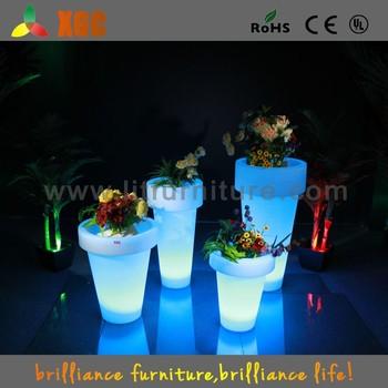 Outdoor Flower Pots Planters Different Types Flower Pots Led Flower Pot Set