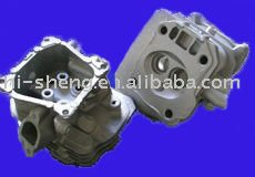 Aluminum cylinder head supplies/OEM service for automobile ,motorcycle machine engines parts