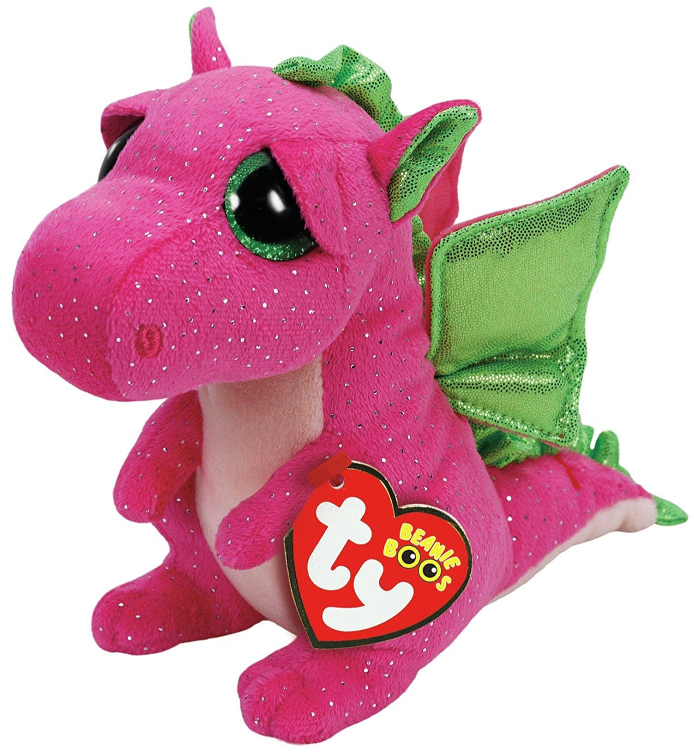 5d8815e6893 Get Quotations · Ty Darla Dragon Plush