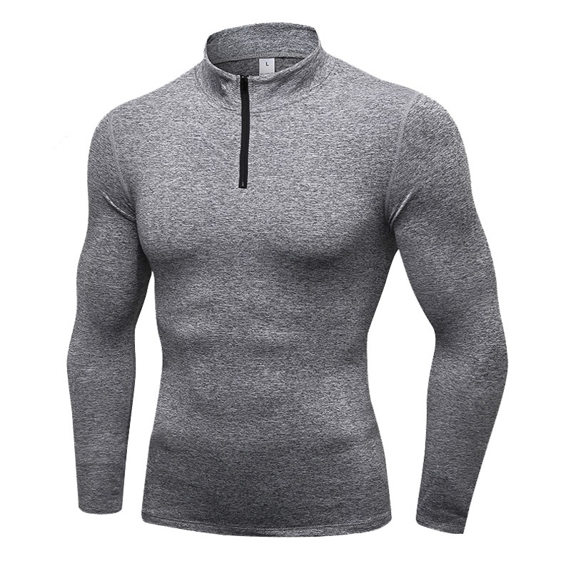High <strong>Quality</strong> Mens Jackets Coats <strong>Sports</strong> Tops Fitness <strong>Wear</strong> 1/4 Zip Active Sweater Workout Gym Long Sleeve T Shirts