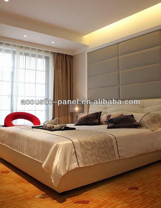 Camera da letto dromitory hotel decorativi materiali - Quadri fonoassorbenti decorativi ...