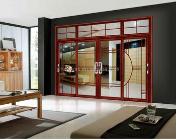 Wohnzimmer Tür   Rote Pfirsich Grosse Schiebeturen Aluminium Tur Fur Wohnzimmer Buy