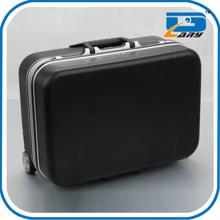 Popular Sale Easy Carrying aluminum trolley tool case