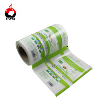 good quality Heat sealing Baby Wet Wipes rollstock packaging film