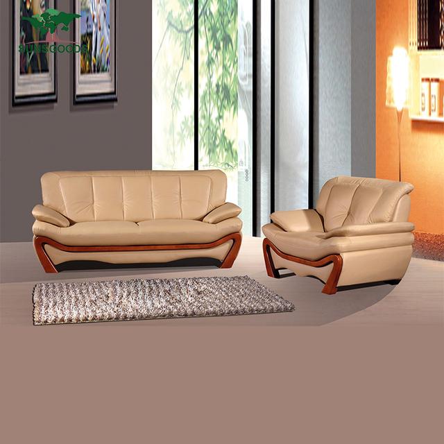 Factory Supply Genuine Leather Sofa Set,Living Room Leather Sofa Set  Pakistan